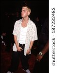 Постер, плакат: Eminem grabbing his crotch
