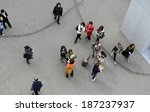 milan  italy april 08  2014 ... | Shutterstock . vector #187237937