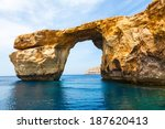 Azure Window  Famous Stone Arc...