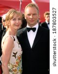 Постер, плакат: Trudie Styler and Sting