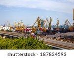odessa  ukraine   april 16 ... | Shutterstock . vector #187824593