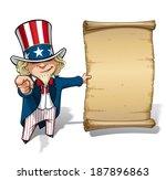 vector cartoon illustration of...   Shutterstock .eps vector #187896863