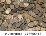 Background   Many Pennies