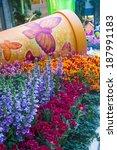 las vegas   april 11  spring... | Shutterstock . vector #187991183