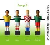 brasil 2014,camerún,campeón,cromo,club de uniforme,colección,estatuilla,futbolín,fútbol,campeonato de fútbol,futbolista.,portero,hierba,campo de hierba,grupo un