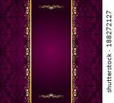 Vector Filigree Floral Pattern...