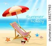 Summer Holidays Beach...