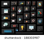 flat style ui icons to use for...