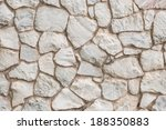 Texture Of Old Rock Wall For...