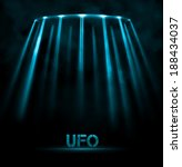 Abstract Ufo Background  Eps 10