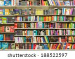 bucharest  romania   april 20 ... | Shutterstock . vector #188522597