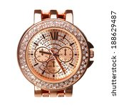 Gold Wrist Watches With...