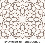 background with seamless...   Shutterstock .eps vector #188800877