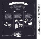 Chalkboard Meal Recipe Templat...