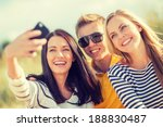 summer  holidays  vacation ... | Shutterstock . vector #188830487