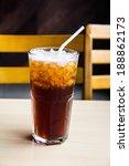 lemon tea on the table | Shutterstock . vector #188862173