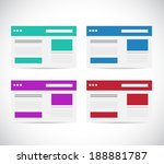 different color set browser...