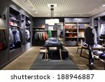luxury and fashionable brand... | Shutterstock . vector #188946887