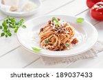 Vegetarian Bolognese Iii