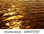 Liquid Golden Background