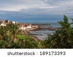 pittenweem  fife scotland  ... | Shutterstock . vector #189173393