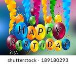 abstract celebration birthday...
