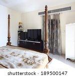bright and brand new interior... | Shutterstock . vector #189500147