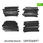 vector illustration  eps 10  of ... | Shutterstock .eps vector #189506897