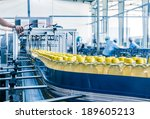 drinks production plant in china | Shutterstock . vector #189605213