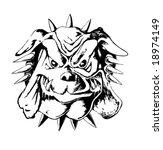 bulldog | Shutterstock . vector #18974149