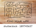 Find Your Way And A Solution T...