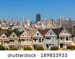 san francisco painted ladies...