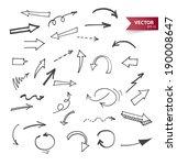 arrows | Shutterstock . vector #190008647