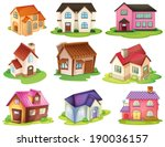 illustration of the different... | Shutterstock .eps vector #190036157