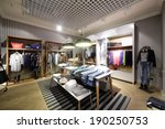 luxury and fashionable brand... | Shutterstock . vector #190250753