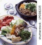 korean stew | Shutterstock . vector #19038235