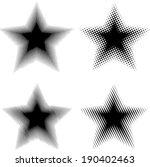 vector raster black and white...