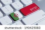 algeria high resolution byod...   Shutterstock . vector #190425083
