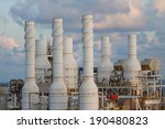 Cooling Tower Of Oil And Gas...