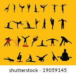 sport | Shutterstock . vector #19059145