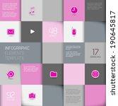 flat design template   vector...