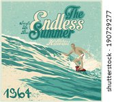 "retro design ""the endless... 