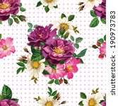 Seamless Pattern Of...