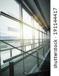 sun shining glass windows at... | Shutterstock . vector #191144417