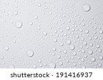 water drops background   Shutterstock . vector #191416937