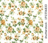 Brown Rose Fabric Background ...