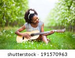 outdoor portrait of a young... | Shutterstock . vector #191570963