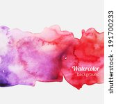 Watercolor Splatter Pink And...