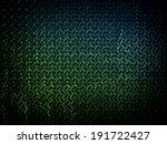 grunge diamond metal  | Shutterstock . vector #191722427
