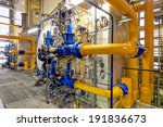 chemical industry plant with... | Shutterstock . vector #191836673